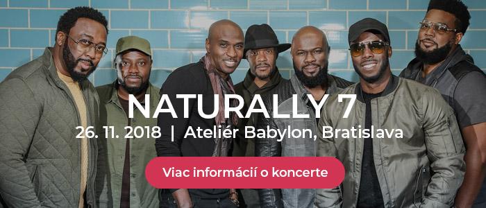 Naturally 7 - Viac info o koncerte