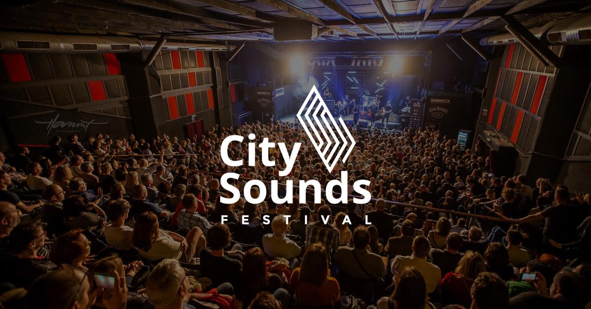 City Sounds - Celoročný hudobný festival
